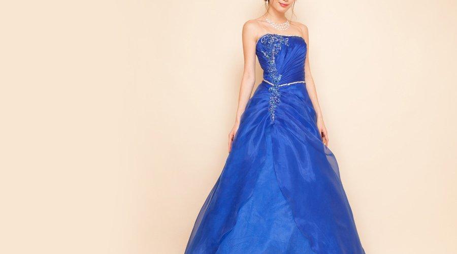 ドレスルームアミのオススメするブルーカラードレスまとめ